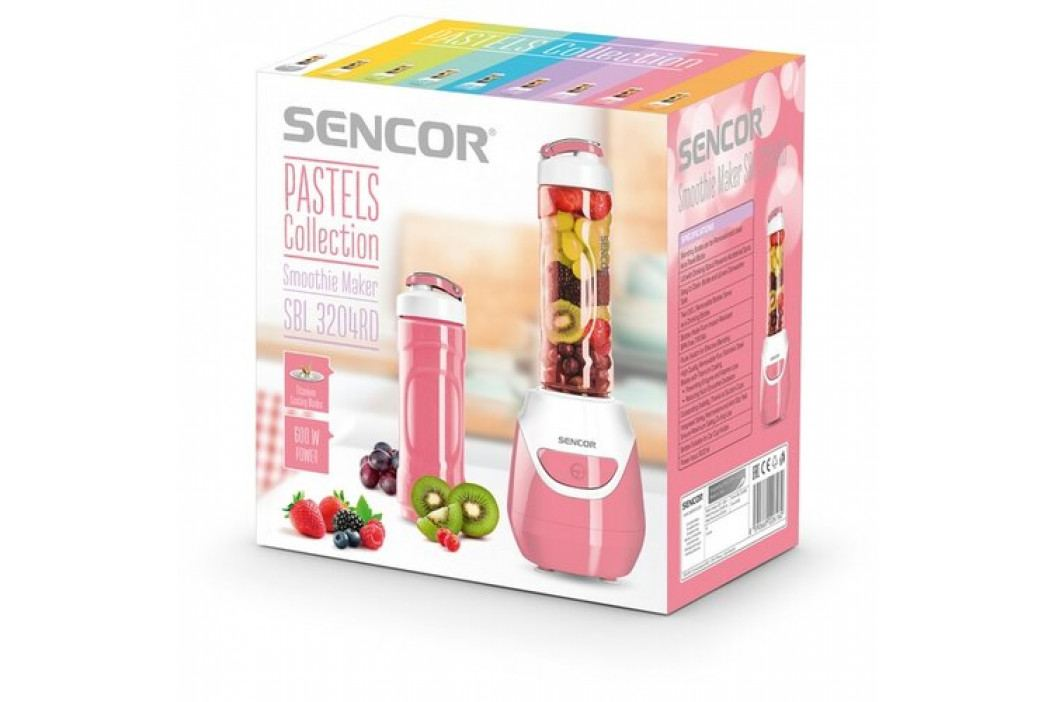 SENCOR SBL 3204RD smoothie mixér