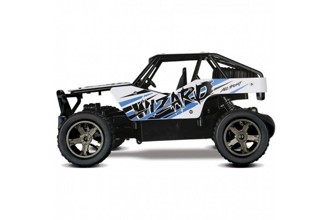 Buddy Toys BRC 20.424 Auto na diaľkové ovládanie RC Wizard, modrá