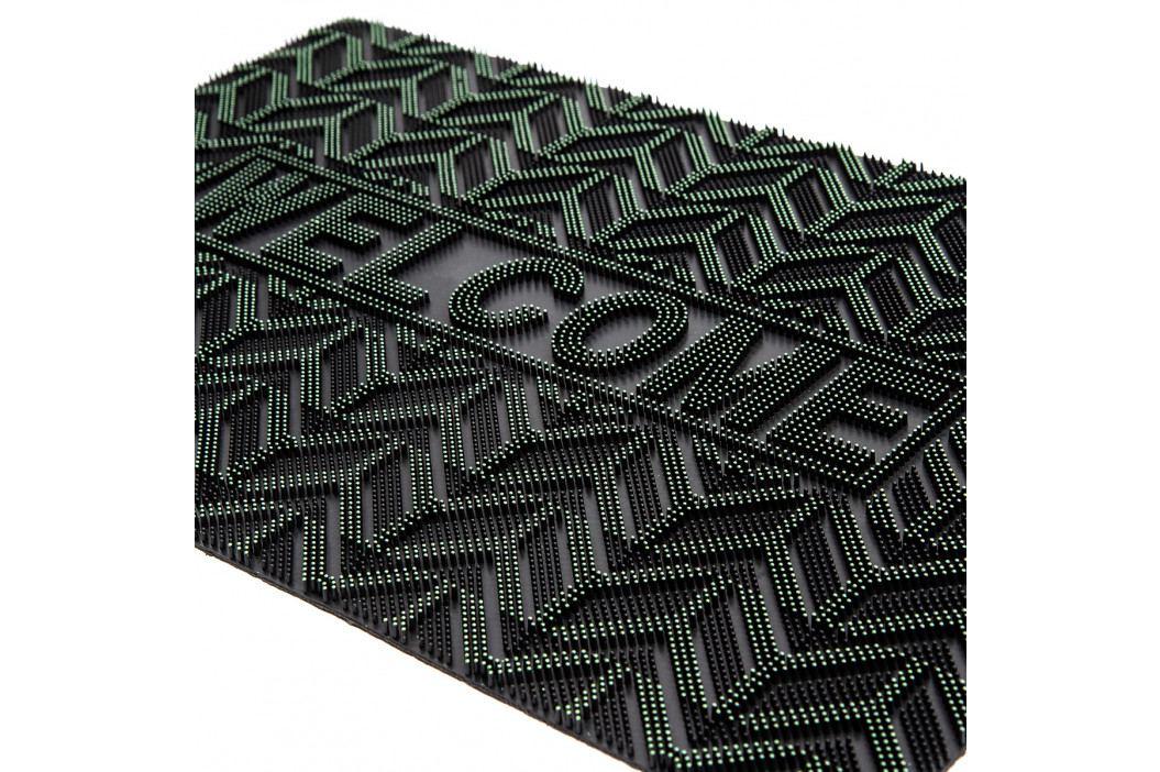 Domarex Rohožka COMFORT MAT 3D zelená, 40 x 60 cm