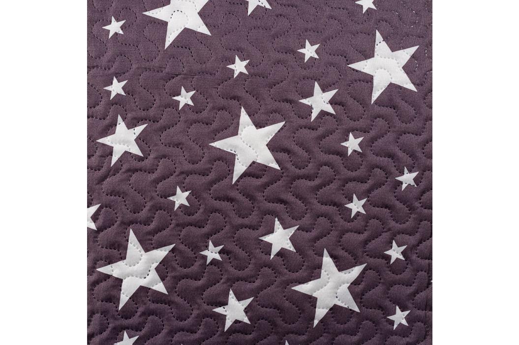 4Home Prehoz na posteľ Stars, 220 x 240 cm, 2 ks 40 x 40 cm