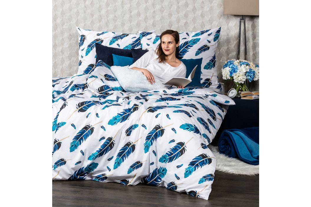 4Home Bavlnené obliečky Feathers, 140 x 220 cm, 70 x 90 cm