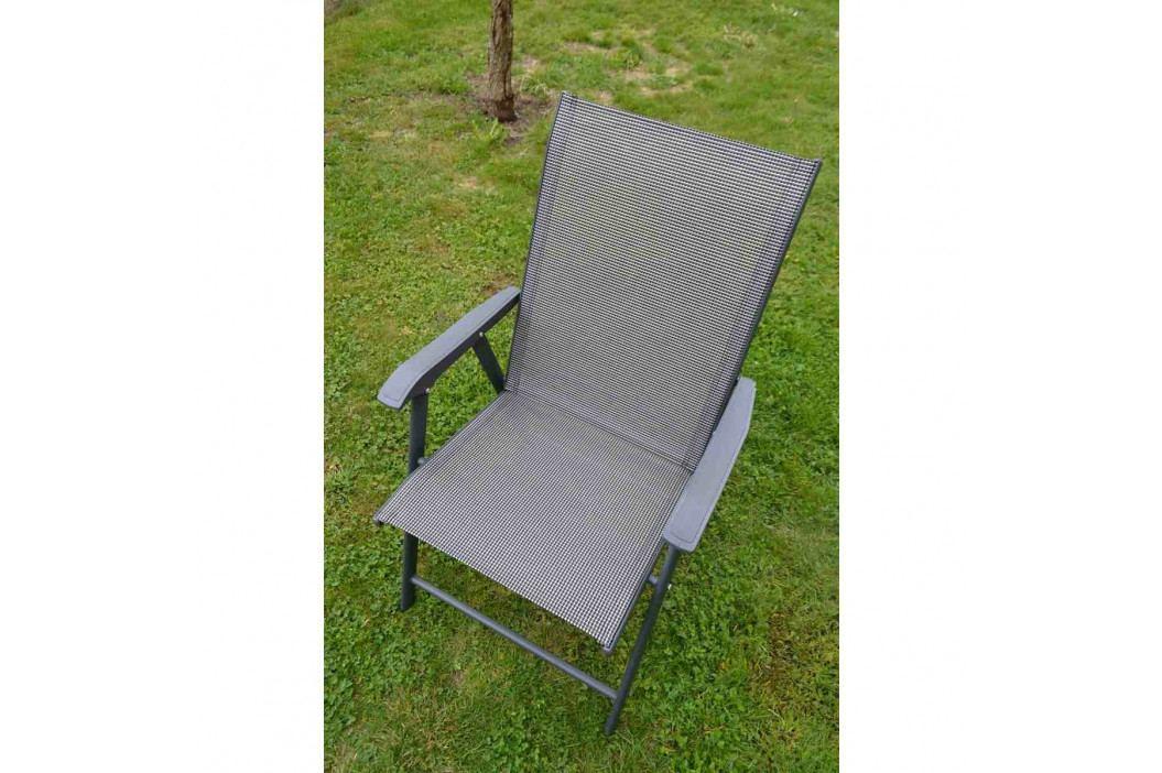 Sharks SA141 Skladacia stolička Tajo, 95 cm
