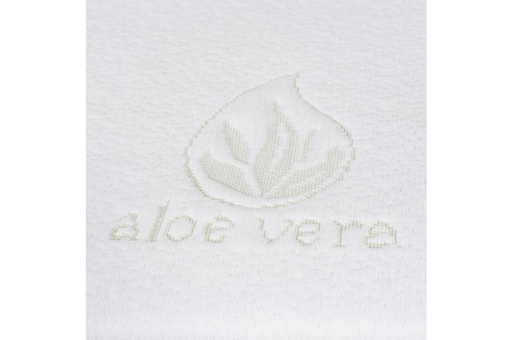 4home Aloe Vera Nepriepustný chránič matraca s gumou, 90 x 200 cm
