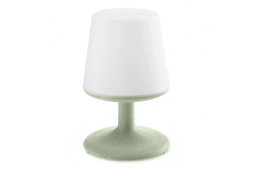 Koziol Stolná lampa Light to go, zelená