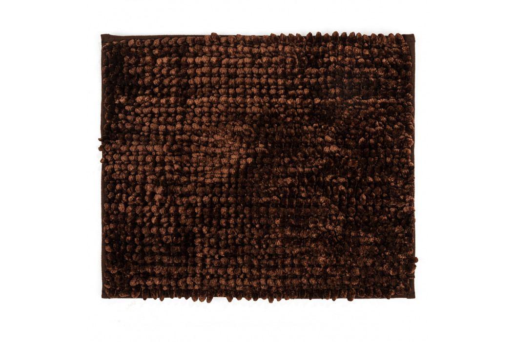 Bo-ma Kúpeľňová predložka Ella micro hnedá, 40 x 50 cm