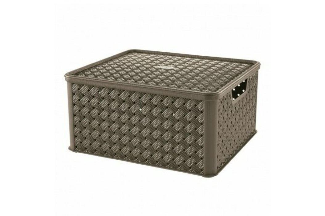 Tontarelli Box s vekom Arianna 13L hnedá 8035776909