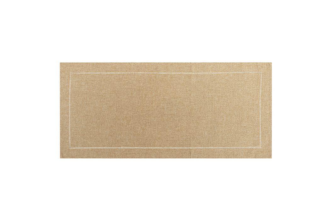 BO-MA Trading Běhoun hnědá, 40 x 140 cm