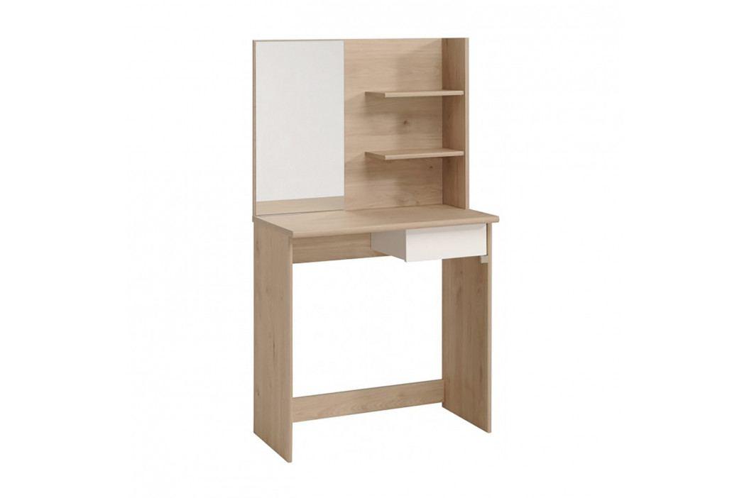 Toaletný stolík PRECIOUS dub