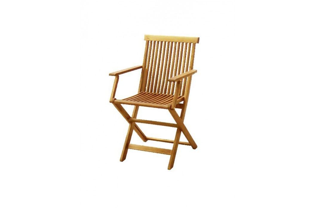 Záhradná stolička Hecht Basic C003AGF (akácia)