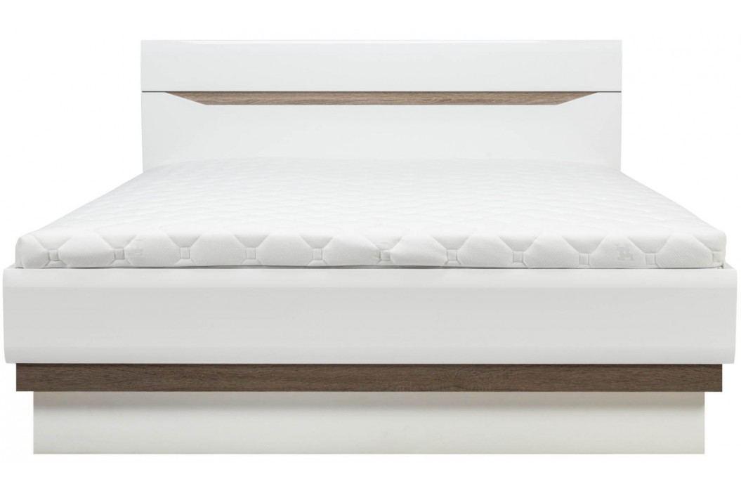 Manželská posteľ 180 cm Lionel LI 12