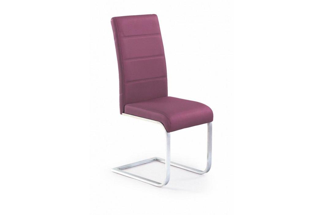 Jedálenská stolička K85 (fialová)