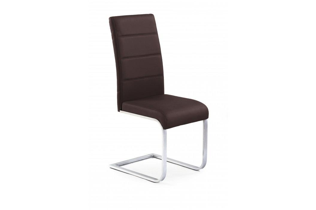 Jedálenská stolička K85 (hnedá)