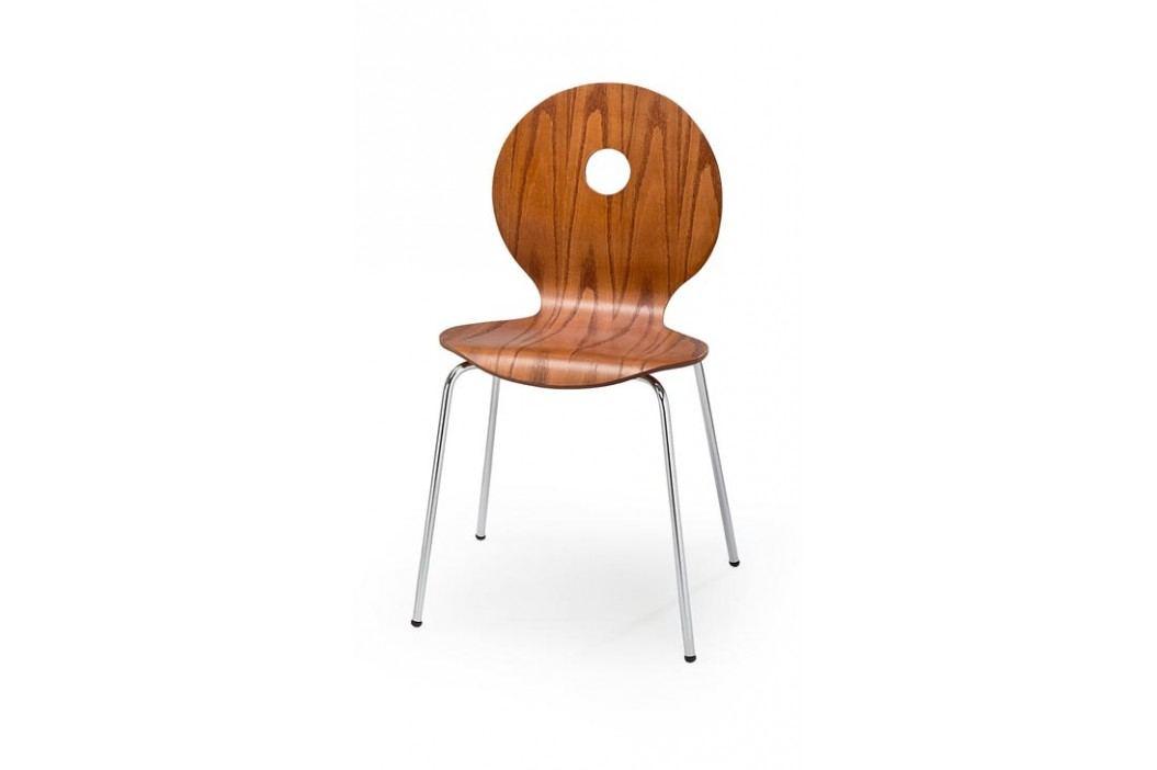 Jedálenská stolička K233 (čerešňa)