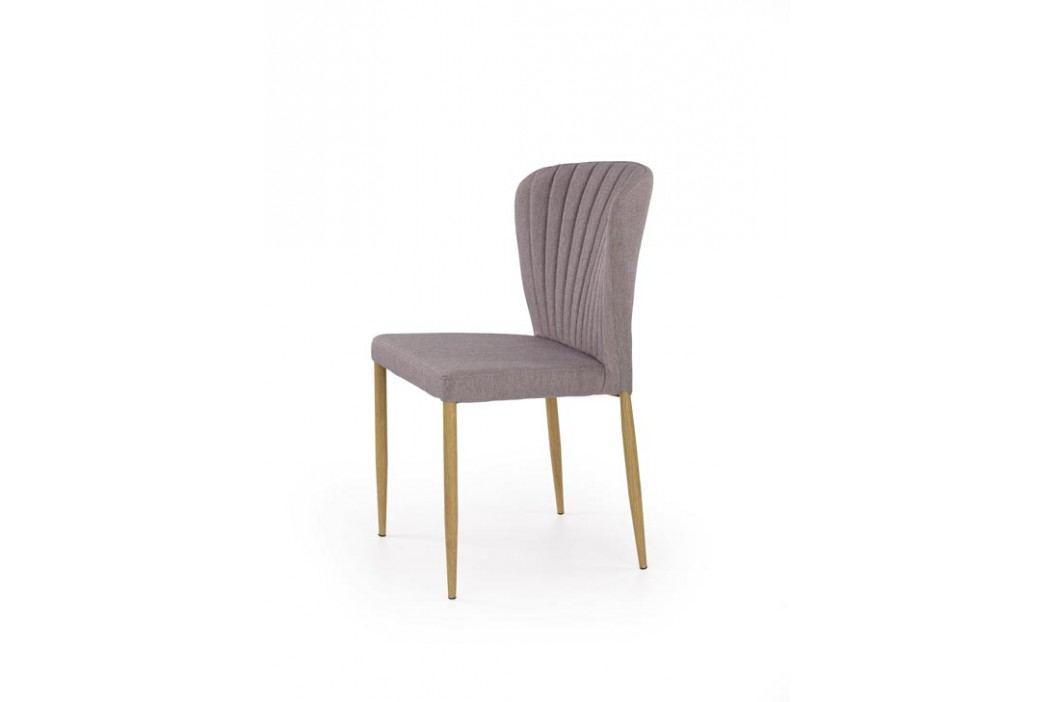 Jedálenská stolička K236 (sivá)