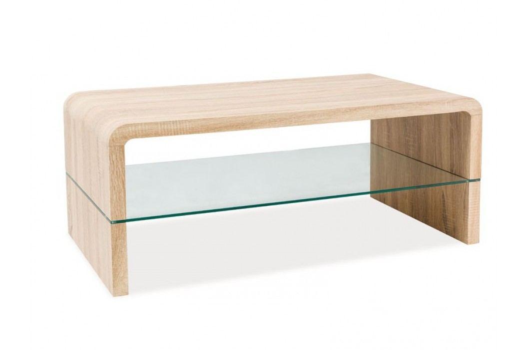 Konferenčný stolík Rica (dub sonoma)