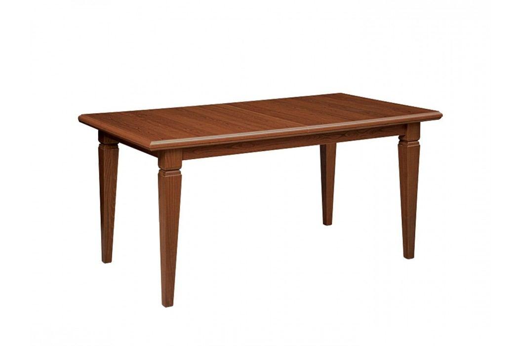 Jedálenský stôl BRW KENT ESTO 160 (pre 6 až 8 osôb) (Gaštan)