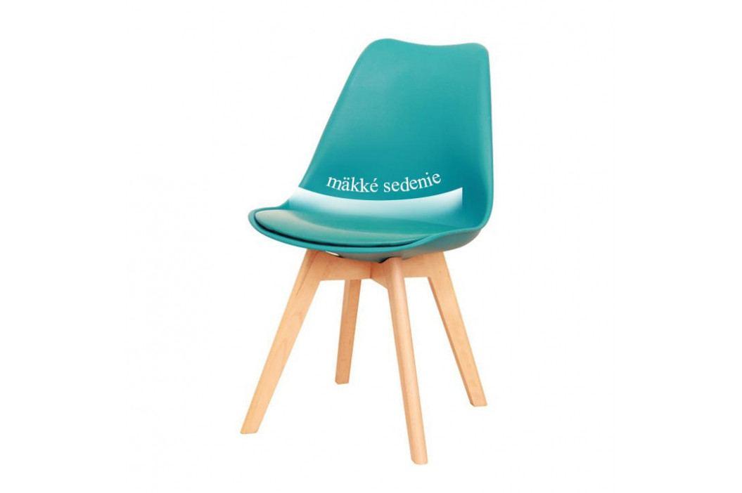 Jedálenská stolička Bali new (petrolej)