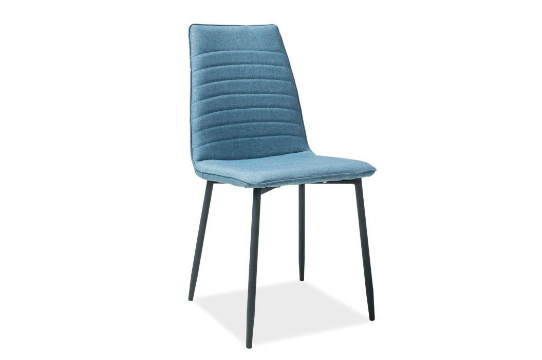 Jedálenská stolička Tomas (modrá)