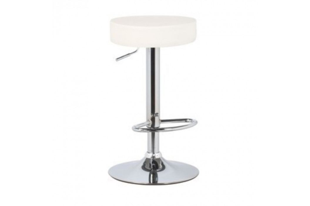 Barová stolička Adalin (biela)
