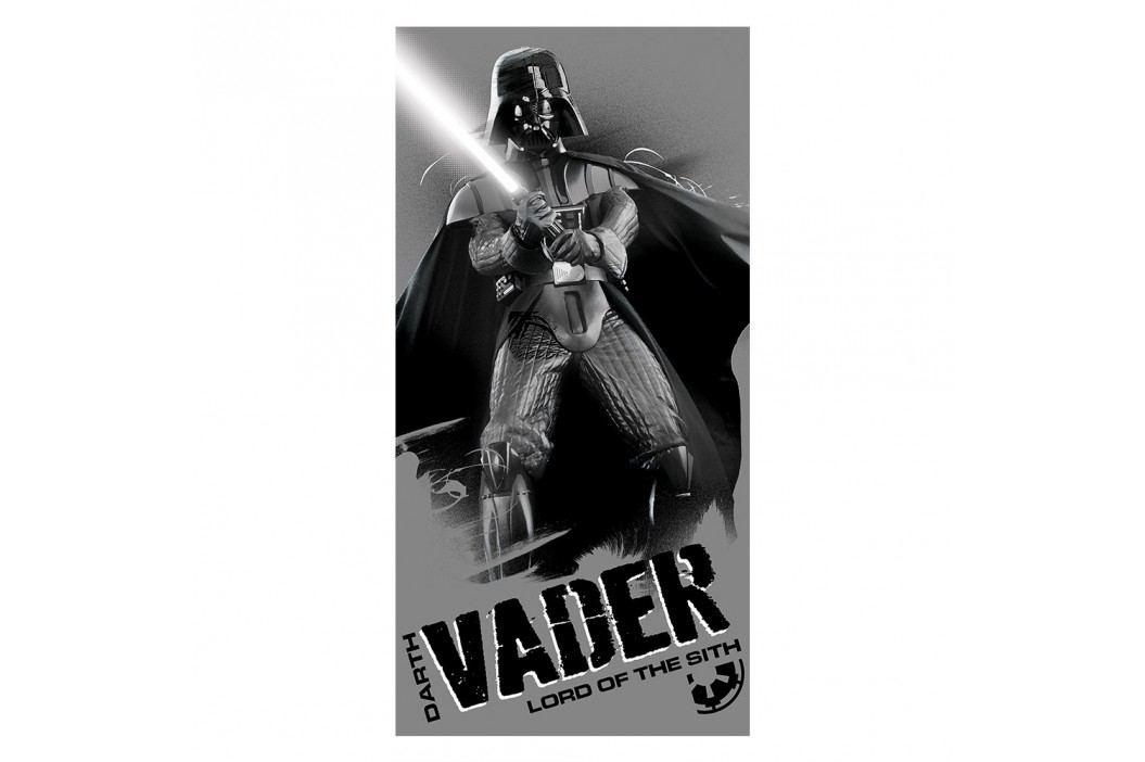 Detská osuška Darth Vader 70x140 cm farebná