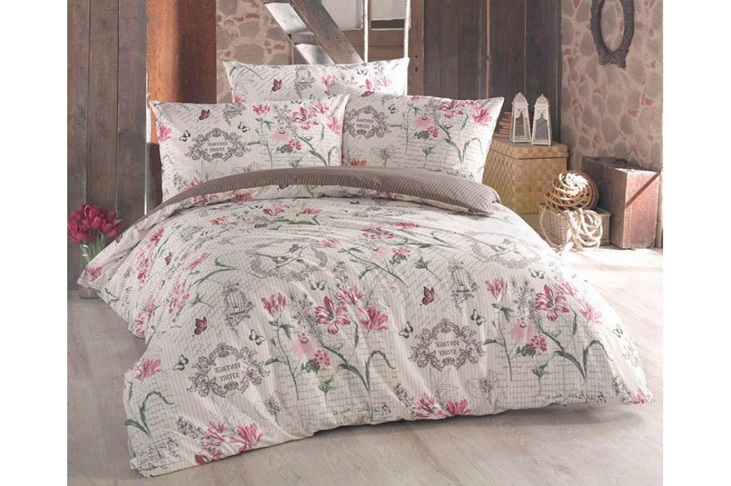 Obliečky Valeria lila  bavlna