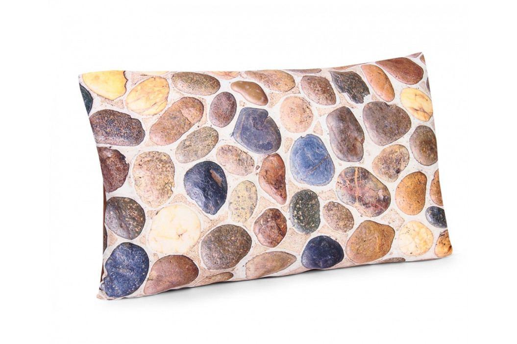 Dekoračný vankúšik Harlekýn Kamene 35x60 cm Polyester
