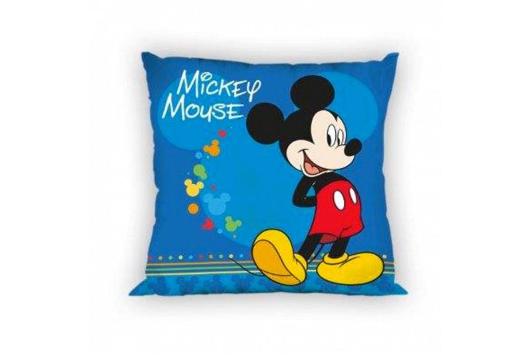Obliečka na vankúšik Mickey 40x40 cm farebná
