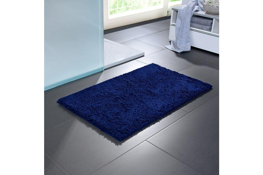 Kúpeľňová predložka Bologna modrá 60x100 cm modrá