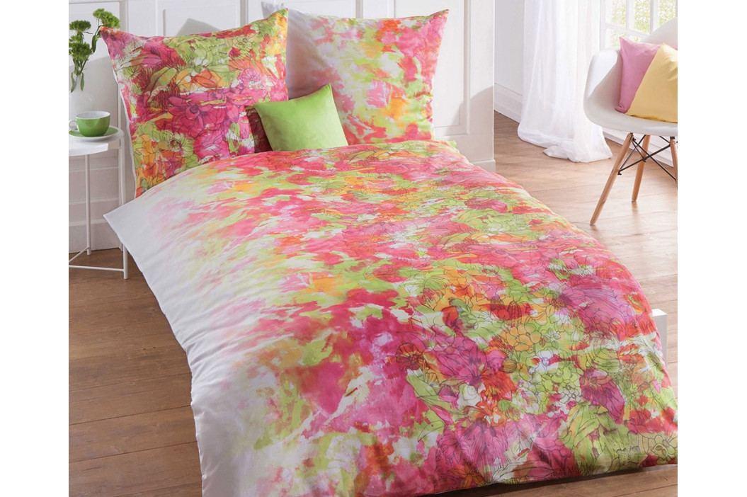 Obliečky Wild Paradise 140x200 jednolôžko - štandard Bavlnený satén