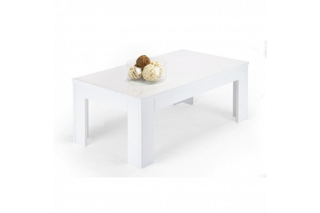 Biely konferenčný stolík MobiliFiver Easy