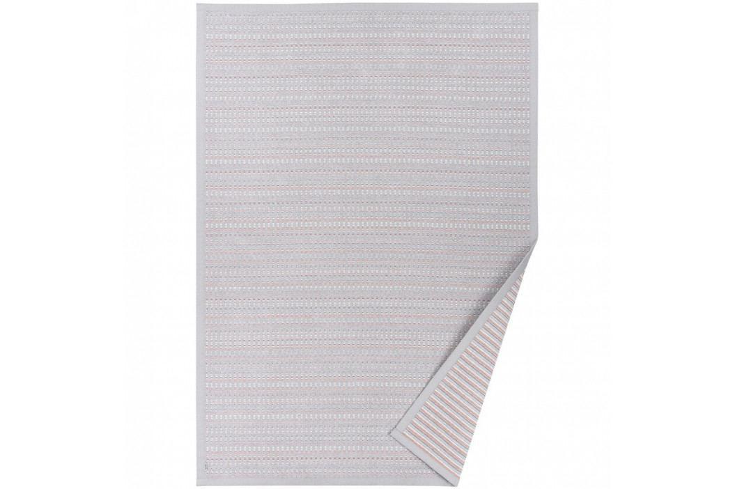 Sivý vzorovaný obojstranný koberec Narma Esna, 70×140cm