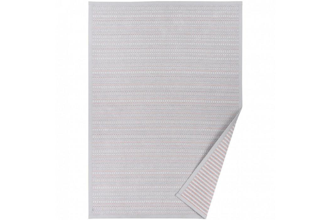 Sivý vzorovaný obojstranný koberec Narma Esna, 140×200cm