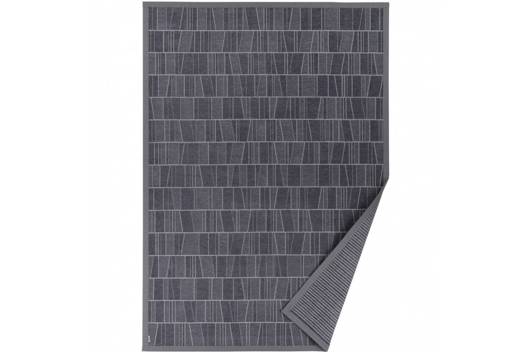 Sivý vzorovaný obojstranný koberec Narma Kursi, 160×230cm