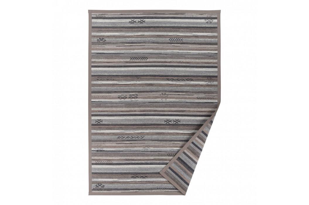 Sivo-béžový vzorovaný obojstranný koberec Narma Liiva, 160 × 230 cm