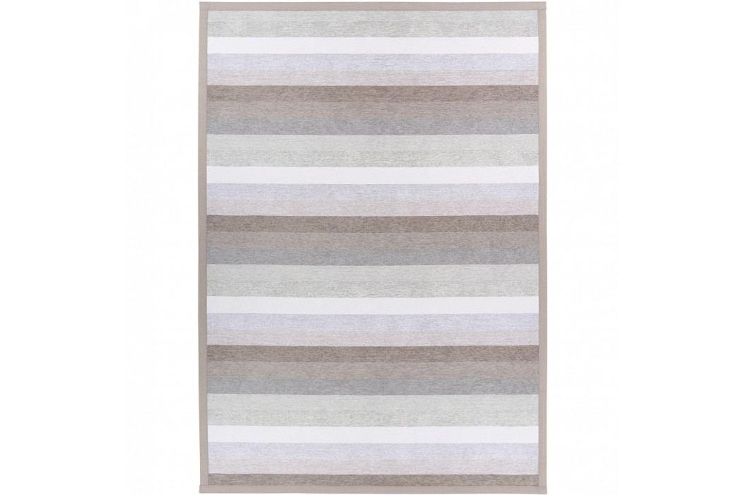 Béžový vzorovaný obojstranný koberec Narma Luke, 160×230cm
