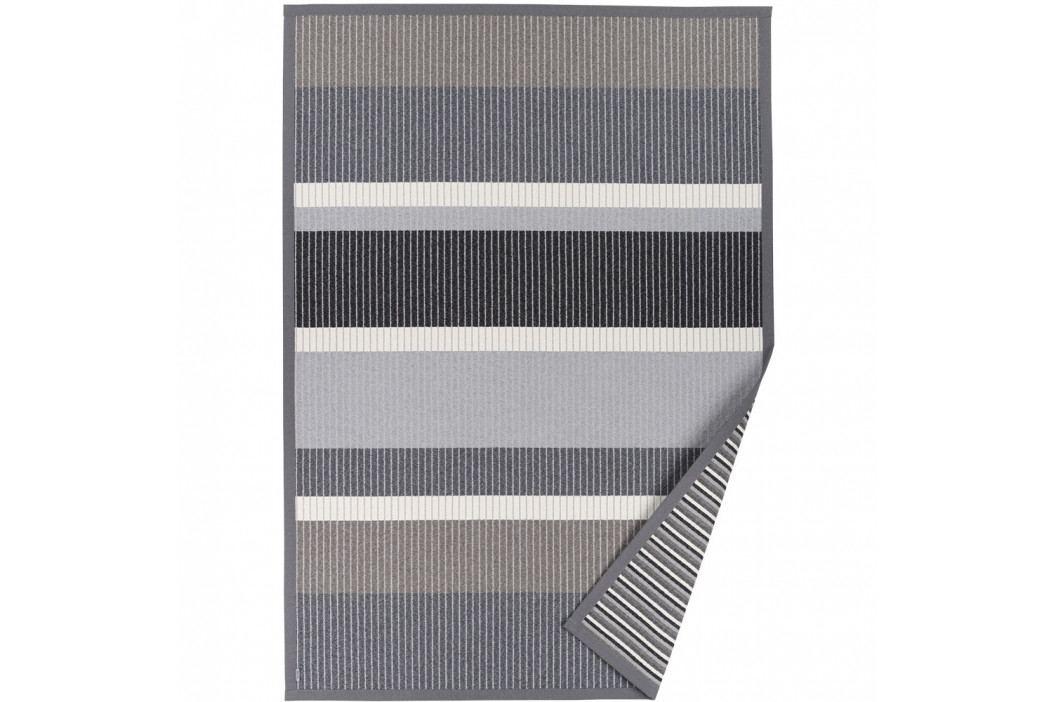 Sivý vzorovaný obojstranný koberec Narma Märdi, 140x200cm