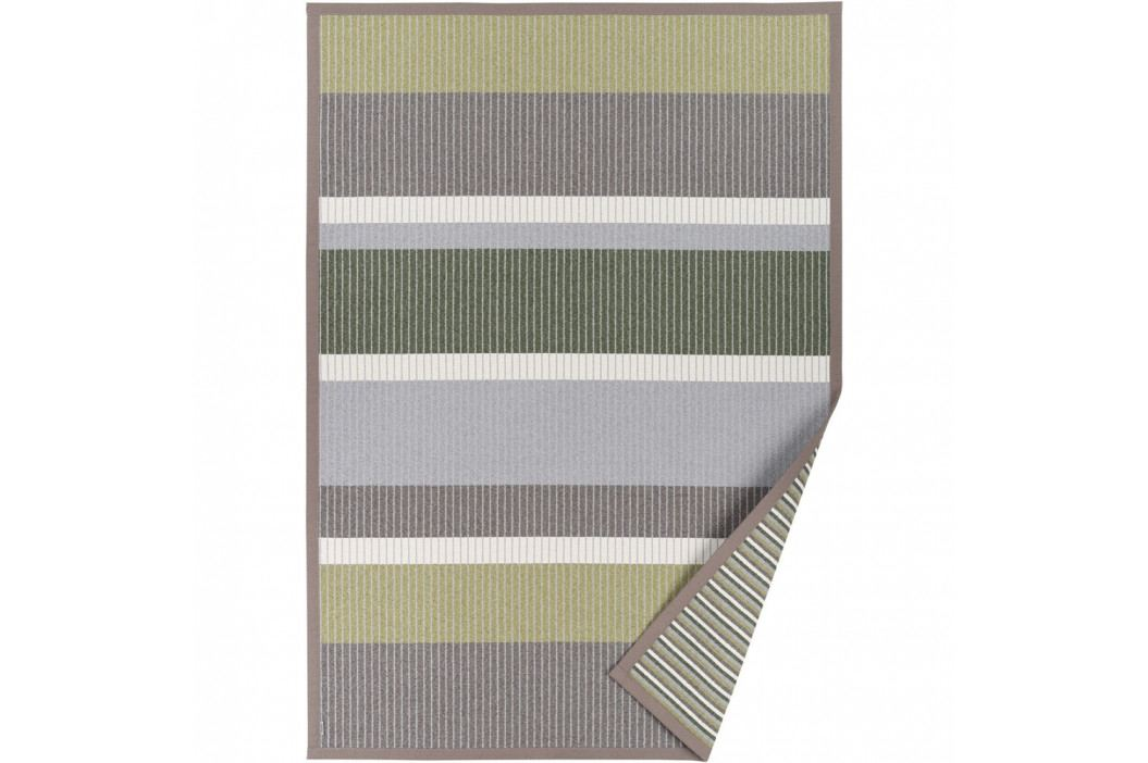Sivo-zelený vzorovaný obojstranný koberec Narma Märdi, 160×230cm