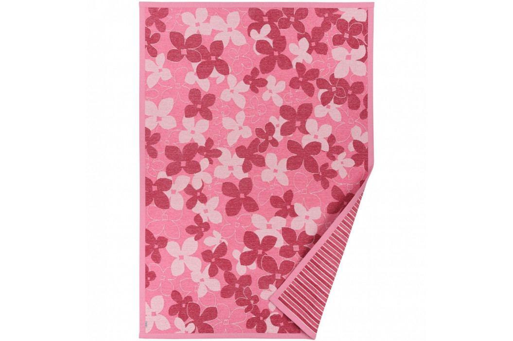 Ružový vzorovaný obojstranný koberec Narma Nurme, 160x230cm