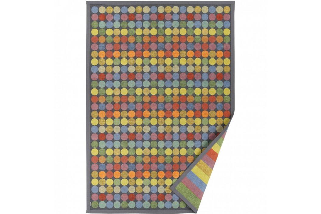 Farebný vzorovaný obojstranný koberec Narma Pallika, 70x140cm