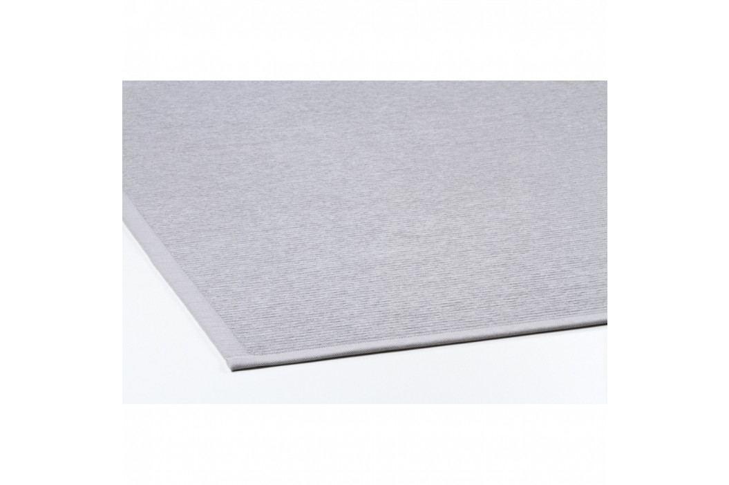 Sivý vzorovaný obojstranný koberec Narma Pitsalu, 70x140cm