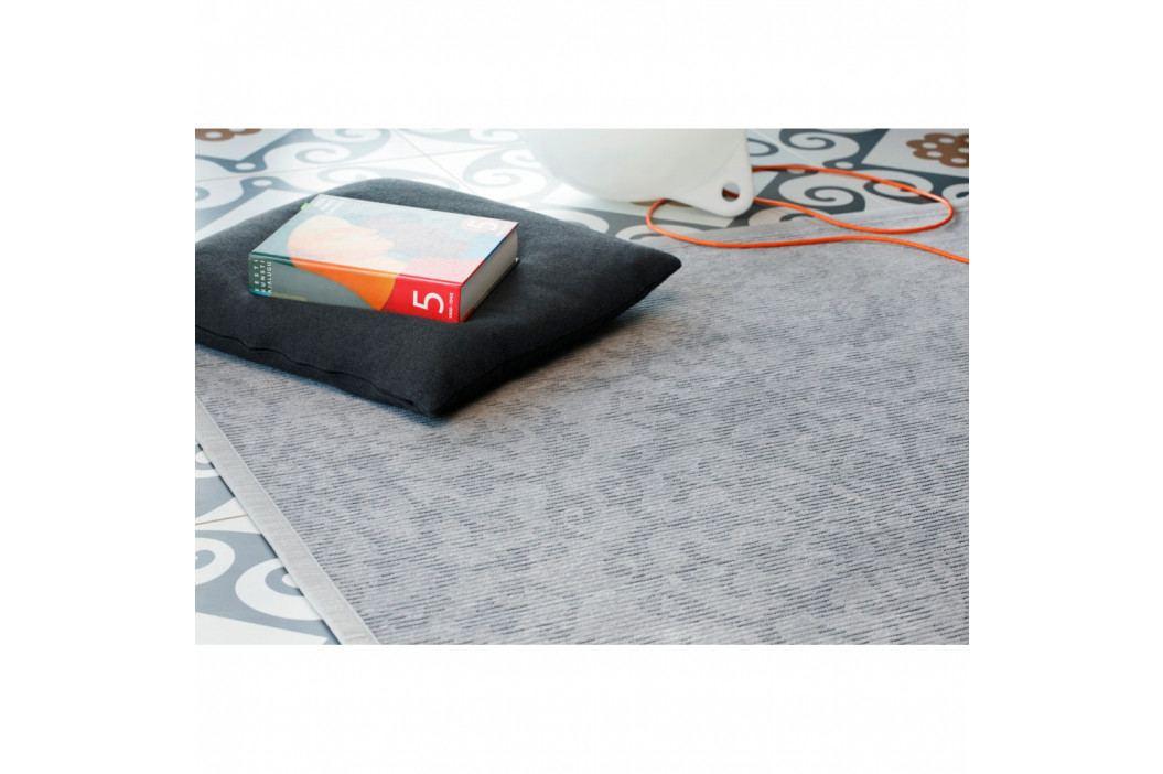 Sivý vzorovaný obojstranný koberec Narma Pitsalu, 140x200cm