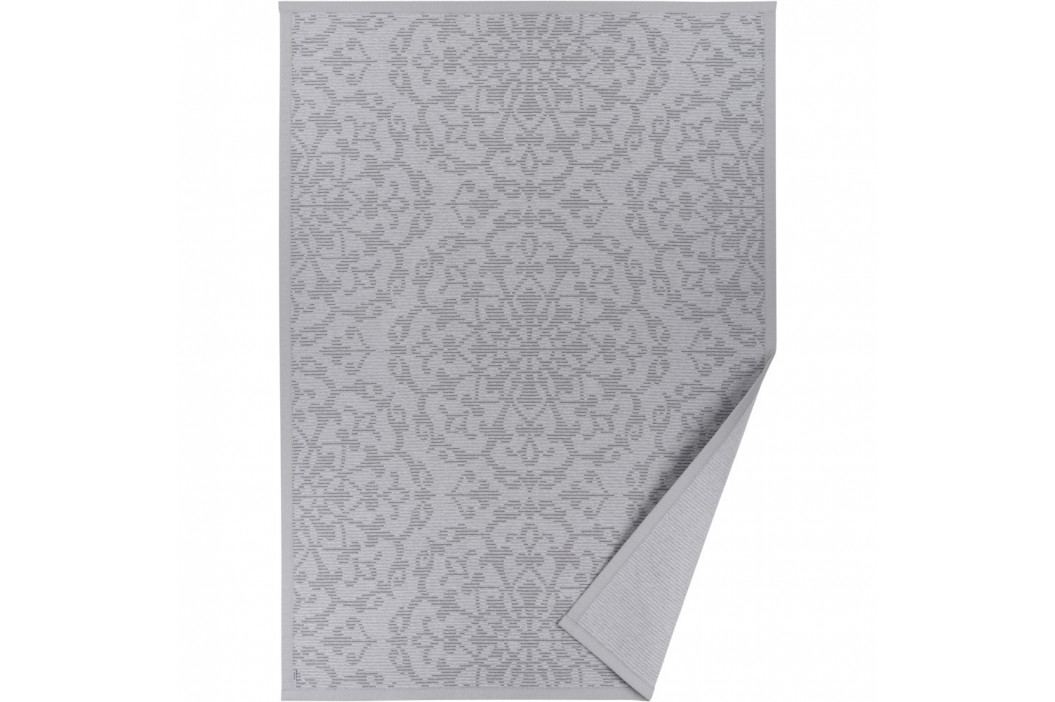 Sivý vzorovaný obojstranný koberec Narma Pitsalu, 160×230cm