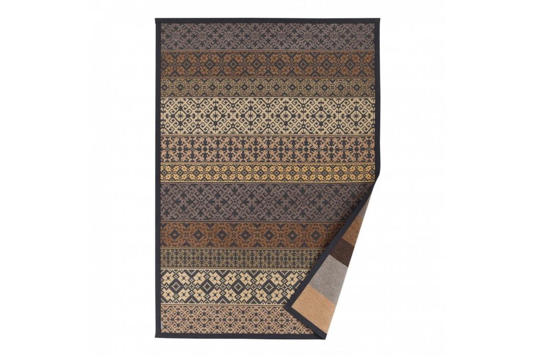 Béžový vzorovaný obojstranný koberec Narma Tidriku, 140x200cm