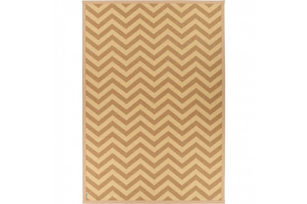Béžový vzorovaný obojstranný koberec Narma Viita, 160×230cm