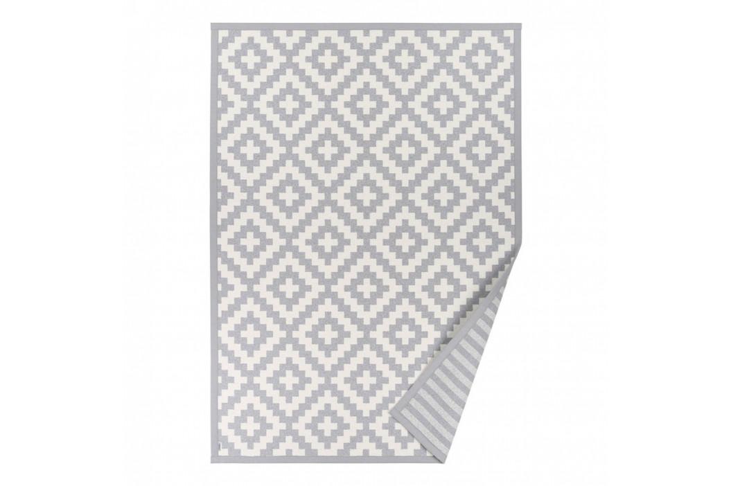 Sivý vzorovaný obojstranný koberec Narma Viki, 160 × 230 cm