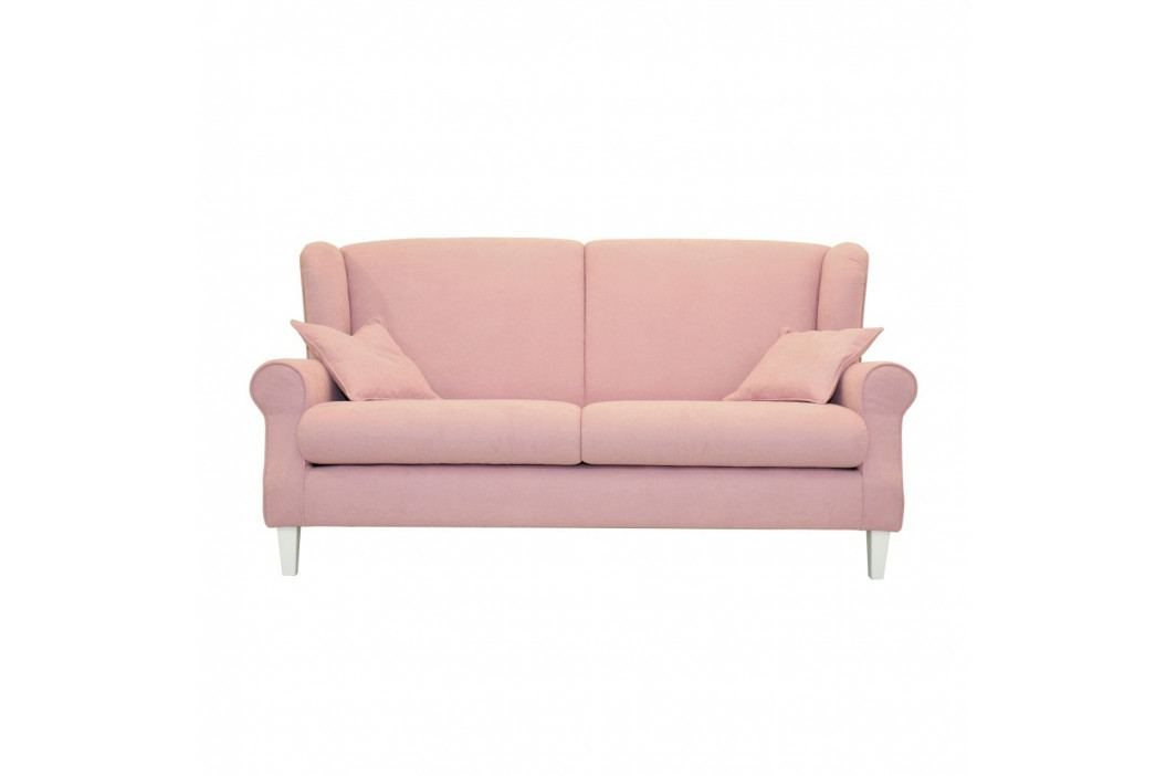 Ružová dvojmiestna pohovka Sinkro Flamingo