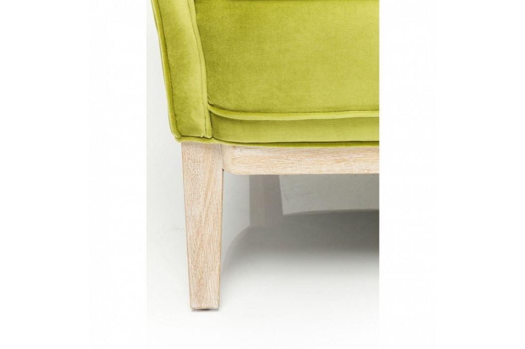 Zelená pohovka pre 2 Kare Design Coffee Shop