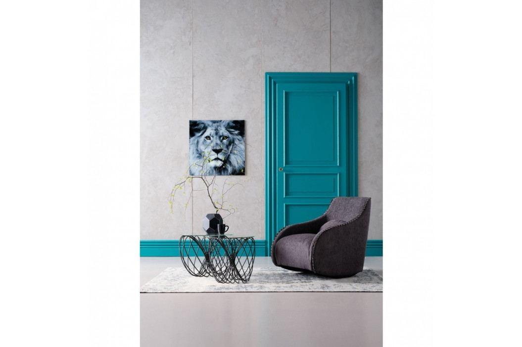 Odkladací stolík Kare Design Wire Ball, ⌀45cm