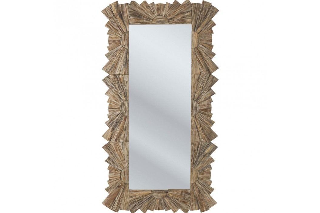 Zrkadlo s rámom zo smrekového dreva Kare Design Waikiki