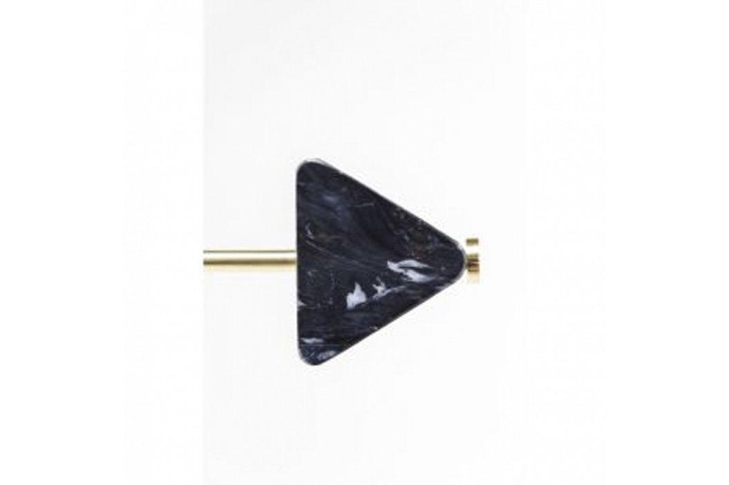Čierne stropné svietidlo Kare Design Pendolo Corner